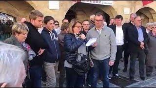 Bagnols-Sur-Cèze : toujours mobilisés pour Lucas