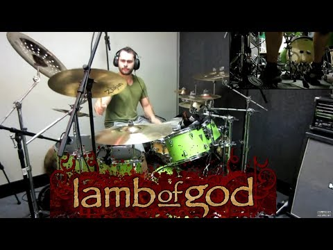 Lamb Of God - Desolation -- Drum Cover