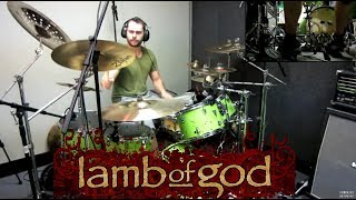 Daniel Blume - Lamb Of God - Desolation -- Drum Cover