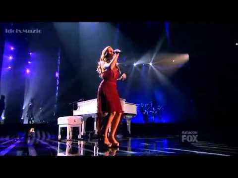 Carly Rose Sonenclar - Imagine - X Factor USA Semi-Finals