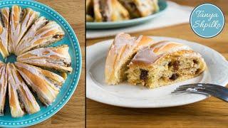 Пирог «Синнабон» | Cinnabon Ring Cake | Tanya Shpilko