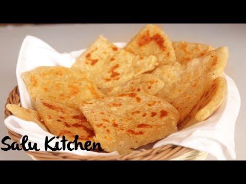 Aloo Roti Easy & Tasty    Breakfast Recipe    Ep#593    Salu Kitchen