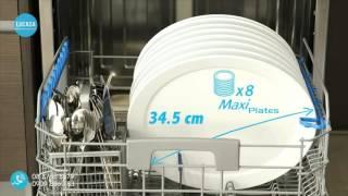 Máy rửa chén Candy CDP1L39W - Candy CDPM 77735 Candy CDPE 6333