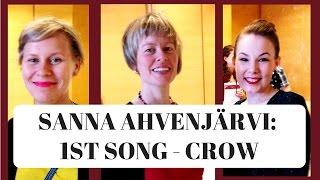 Sanna Ahvenjärvi: 1st Song - Songs Of Life And Death. Poems: Jenni Kinnunen