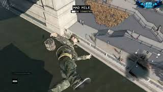 Watch dogs funny silly crazy moments montages gameplay
