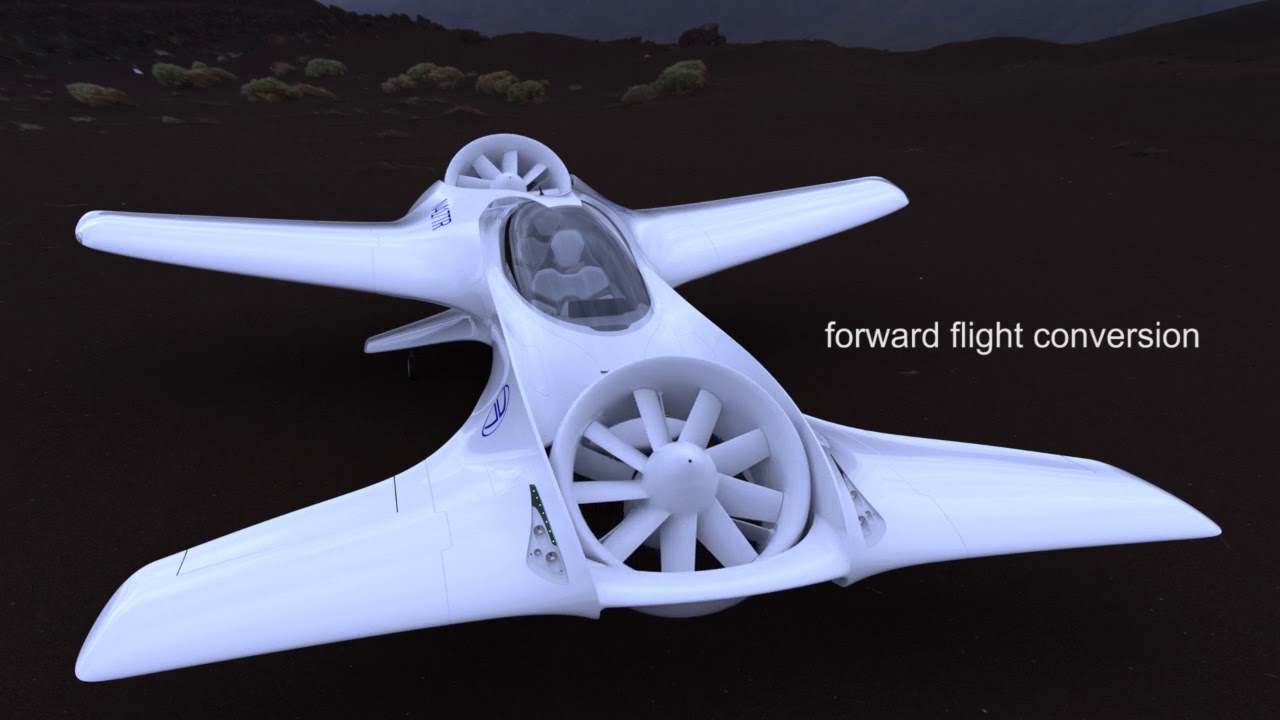 Flying Car  Video