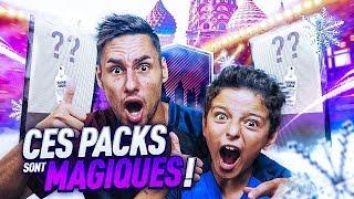 CES PACKS SONT CHEATÉS - ÉNORME CHANCE !!! FIFA 18 PACK OPENING