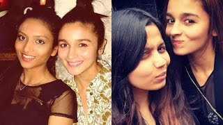 Alia Bhatt On Holiday With Sister Shaheen In London