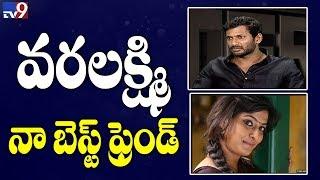Actor Vishal in Encounter With Murali Krishna - TV9