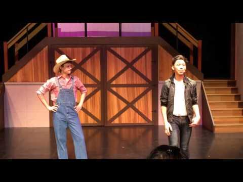 Footloose - Ren and Willard meet