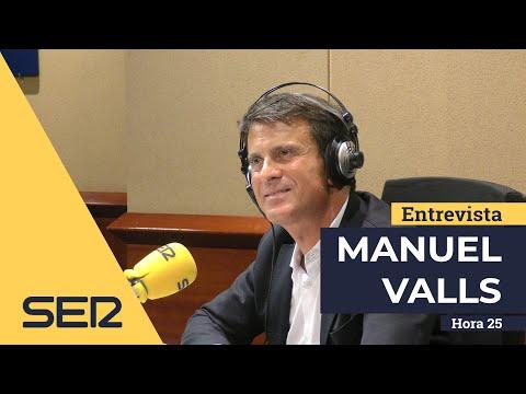 """Manuel Valls: """"Me hubiera presentado sin el apoyo de Ciudadanos"""""""