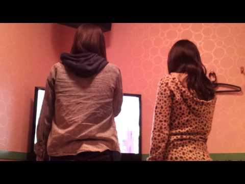 Girlfriend feat.BoA Crystal Kay 姉妹で歌ってみました