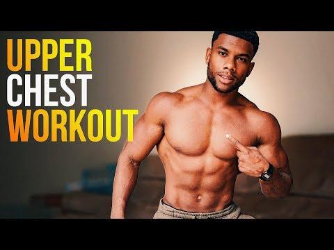 5 Min. Home UPPER Chest Workout - Follow Along
