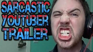 Sarcastic YouTuber Trailers - Lost Pause's Noble (AKA Anime PewDiePie)