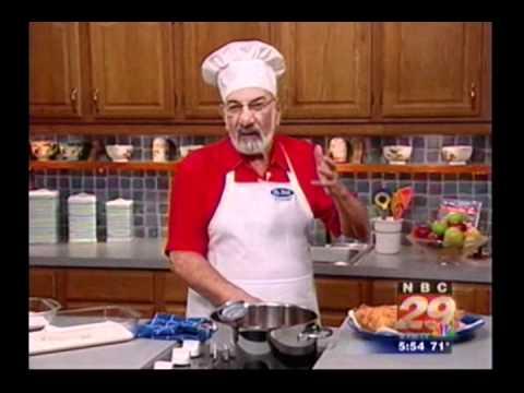 Mr Food Fried En