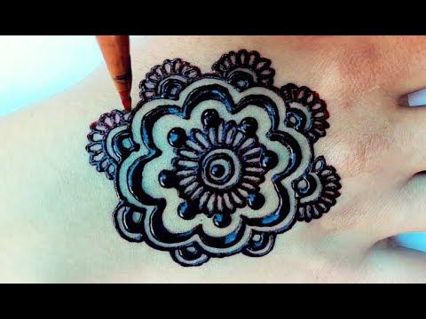 ᴴᴰ Best Simple Henna Tattoo Art Designs