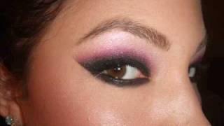 Arabic eye make up tutorial