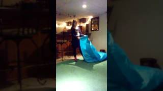 How to inflate a pouch couch.      The real way