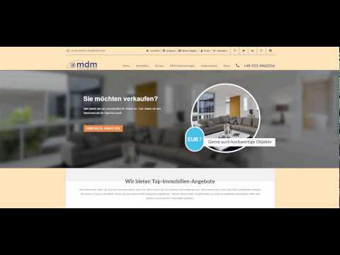 conceptNOW Web Design MDM GmbH & Co KG Nuernberg Slider Video