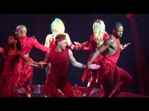 Lady Gaga - Dancing In Circles - Montreal - 11/3/17