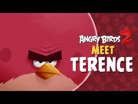 Angry Birds 2 – Meet Terence: Big, Bad, Bold!
