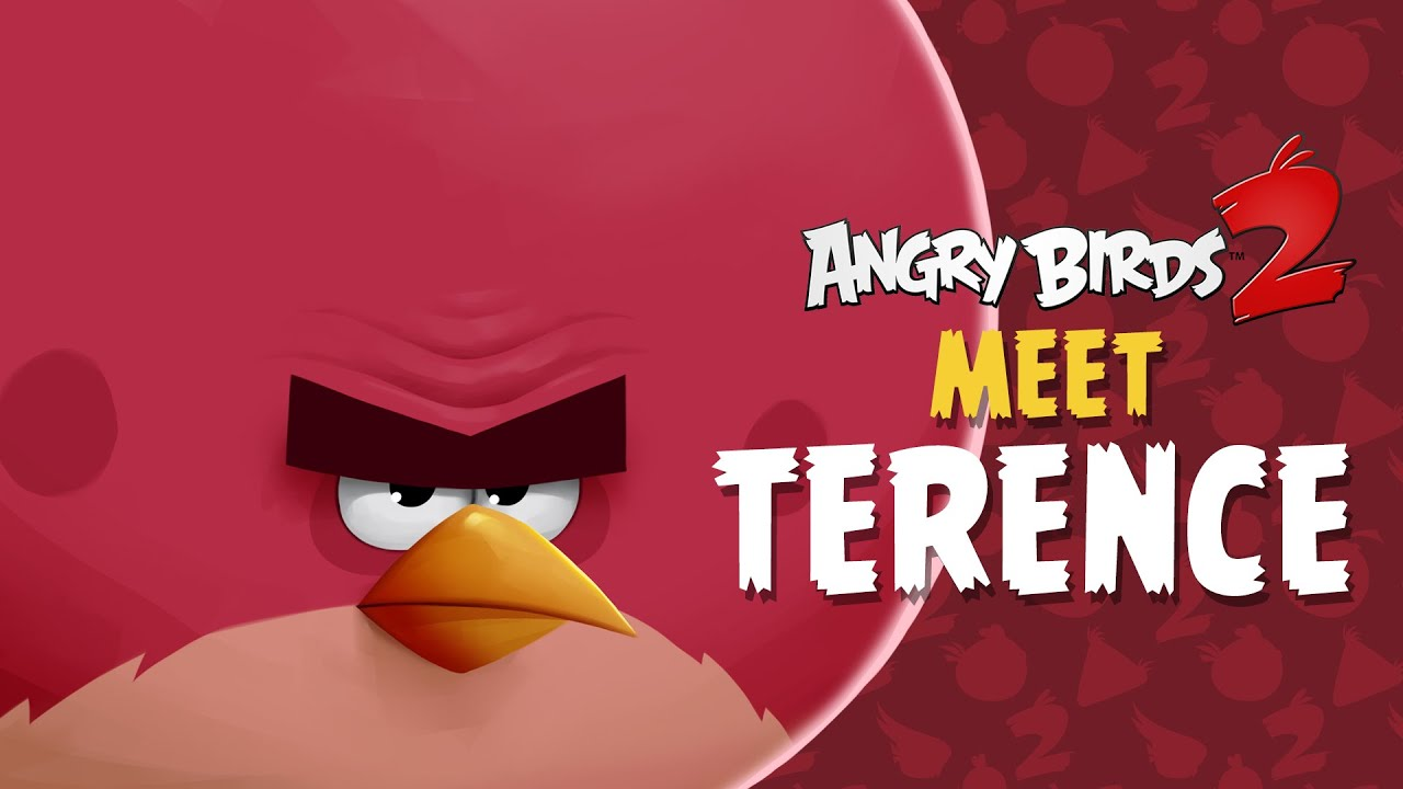 Angry birds 2 meet terence big bad bold youtube voltagebd Choice Image