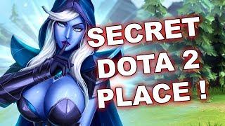 Dota 2 Tricks: SECRET DOTA PLACE! 7.20d