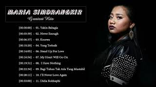 Maria Simorangkir - Lagu Pilihan Terbaik Maria Simorangkir [ Full Album ] Populer Tahun 2000an
