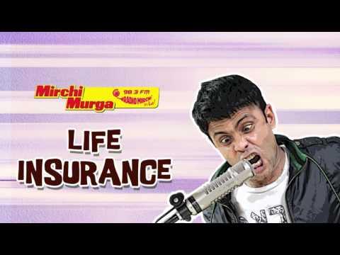 Mirchi Murga | Death Insurance | Prank