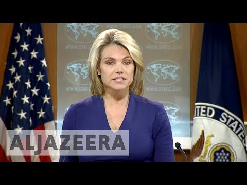 US 'mystified' over Gulf states' position towards Qatar