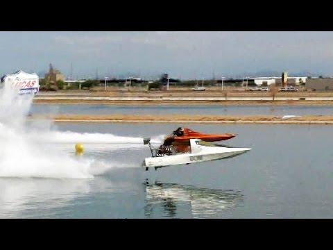 Lucas Oil Drag Boat World Finals 2014 - Thrills & Spills