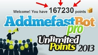 bot de points en addmefast imacros 2016
