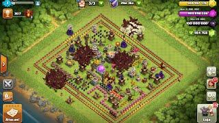 Rack de clash of clans