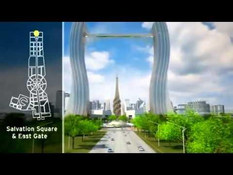 Baku Architecture 2020