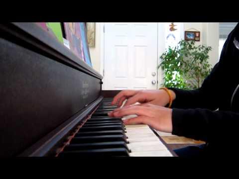 Pac Man Theme On Piano