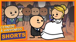 The Groom - Cyanide & Happiness Shorts