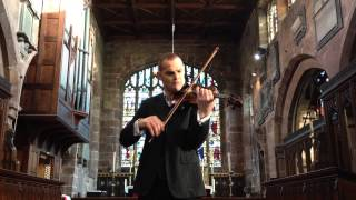 Z Cars Everton FC Theme tune, Daniel Axworthy Violin Solo