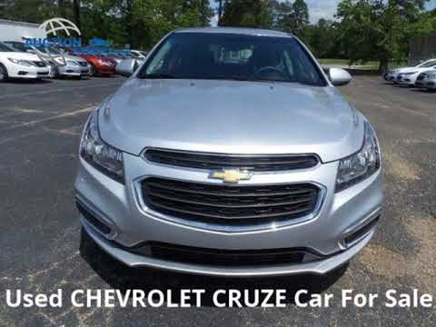Used 2016 CHEVROLET CRUZE For Sale in USA, Shipping to UAE