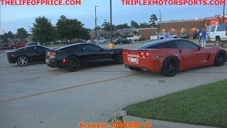 ROOKIE RACING A BLOWN 794HP 2014 C7 STINGRAY CORVETTE