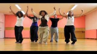 Choreografia Ragga Jam Officiel - Fatou Tera - Lady saw (Beg u)