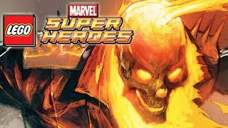 LEGO Marvel Superheroes: GHOST RIDER & HELLCYCLE Gameplay
