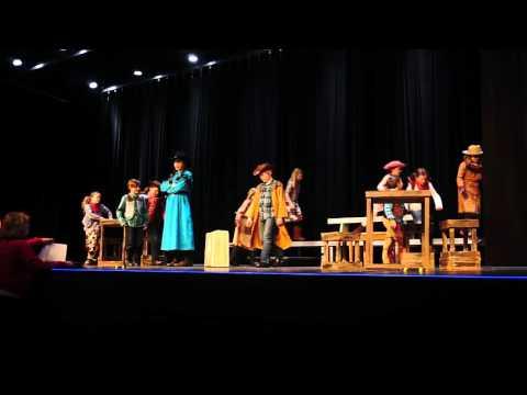 The Cleanest Town in Texas Glenn Loomis Montessori Drama Kids 2016