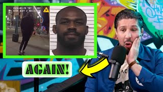 Brendan Schaub Speaks on Jon Jones Arrested Again