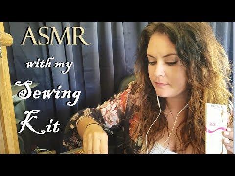 ASMR Sew Relaxing