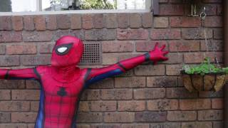 Civil War Spider-man Zentaizone Costume | Unboxing/Unbaging, Review