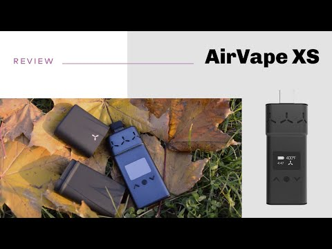 AirVape XS Vaporizer Review – short&sweet
