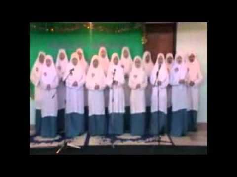 PTEK nasyid 11(Girls) - Pedoman Hidup.flv