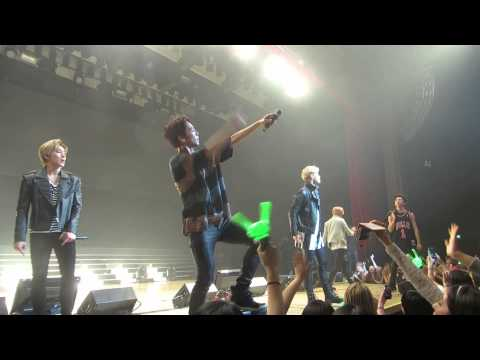 [FANCAM] 140419 Bang X2 @ B.A.P Live on Earth Chicago Attack