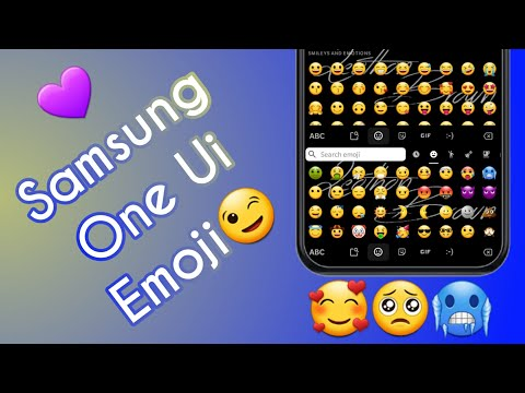 Samsung One Ui Emoji Update On All Android's