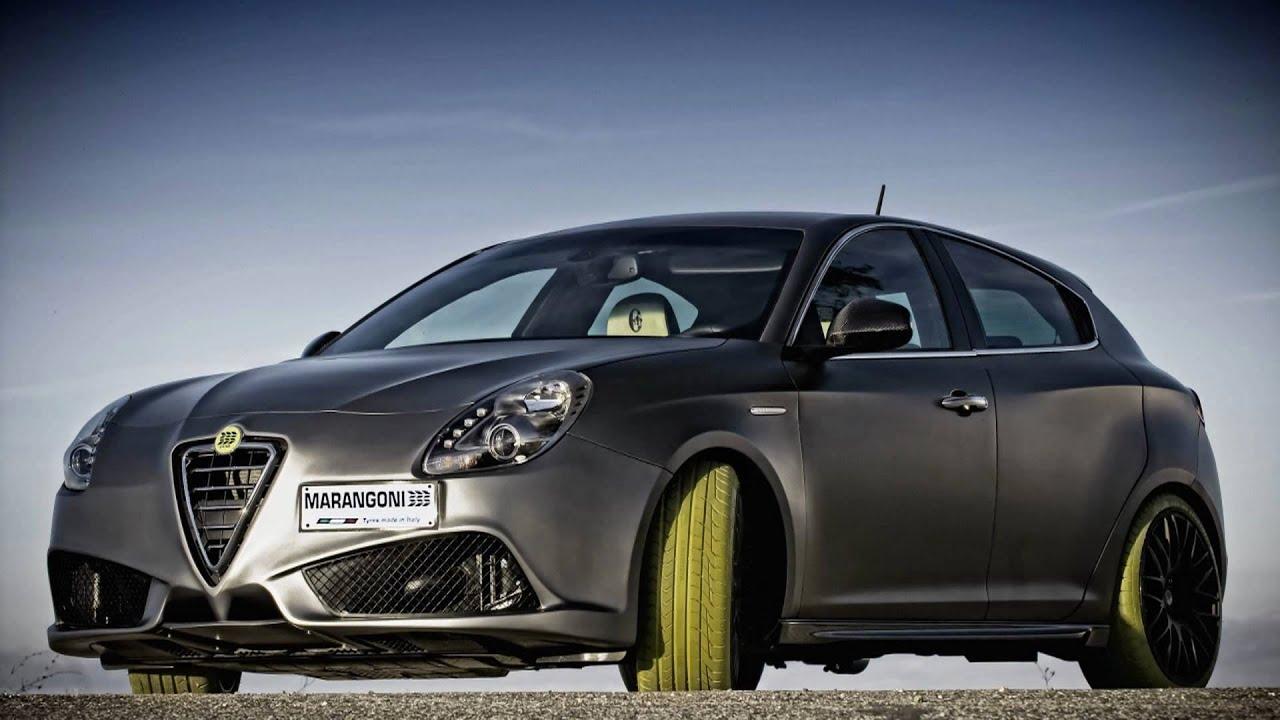 Alfa Romeo Giulietta QV iMovie G430 Marangoni  YouTube